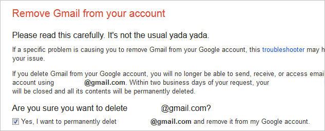 remove-gmail